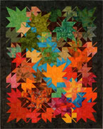 New Leaves Wallhanging